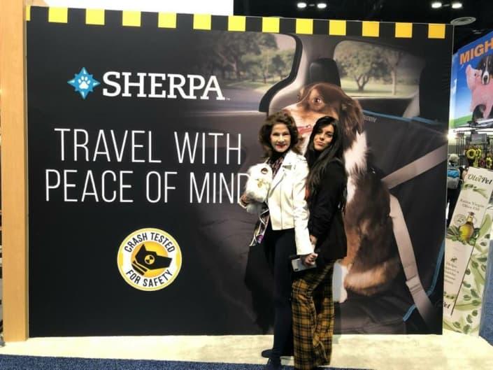SuNae Loved SHERPA