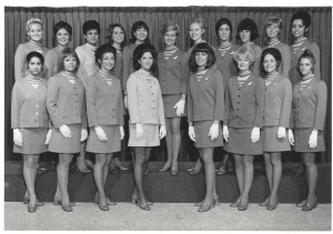 TWA Hostess Graduation 5/19/1971