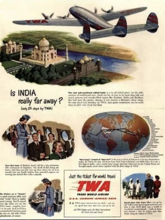 Is India really far away
