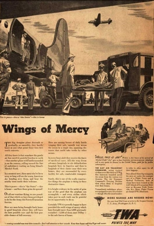 Wings of Mercy