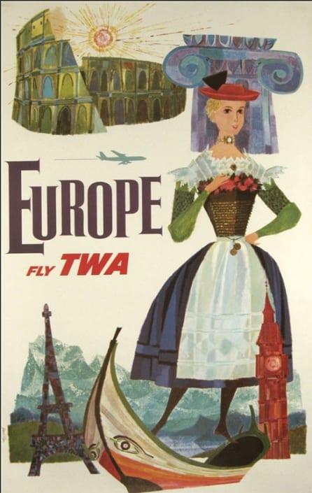 Europe TWA