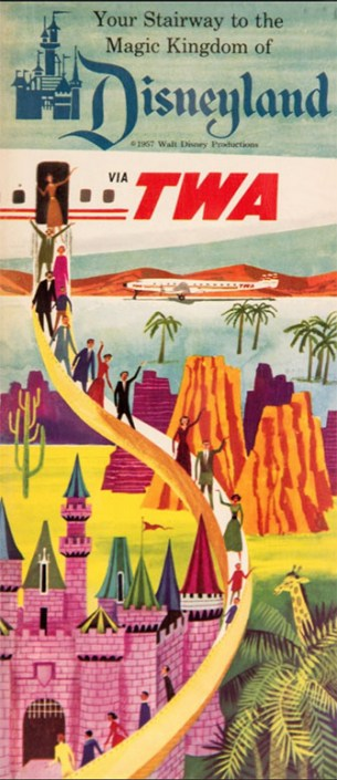 Disneyland TWA