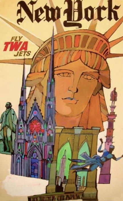 New York TWA