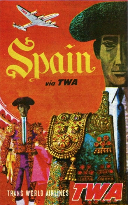 Spain TWA