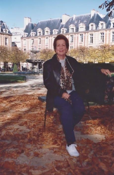 Connie Place Des Vosges in Paris